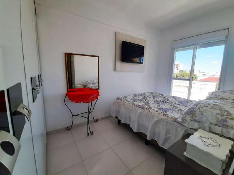 Apartamento SEMIMOBILIADO em Progresso - Bento Gonçalves -