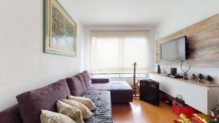 Apartamento com 02 dormitórios a venda na vila olímpia.