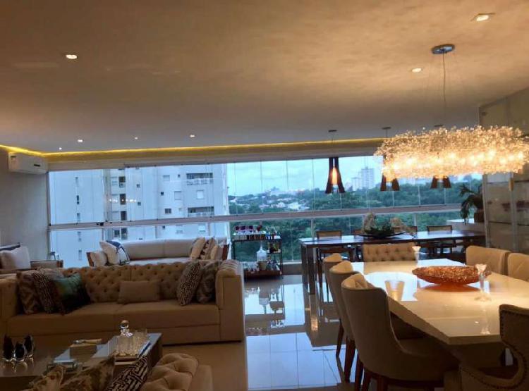 Apartamento com 3 suites a uma quadra do parque areião -