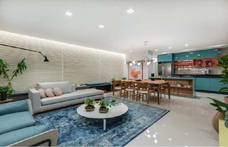 Apartamento de 3 quartos em construção no setor marista