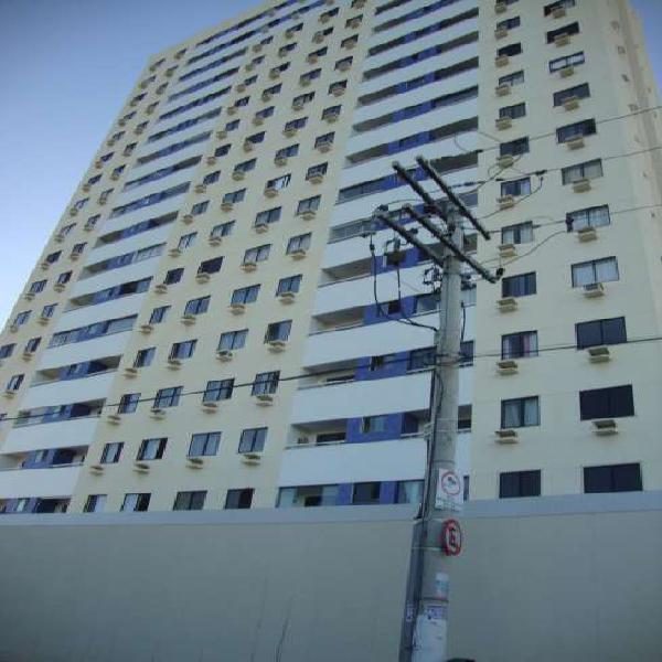 Apartamento dois quartos, suíte, 50m², bairro de vila