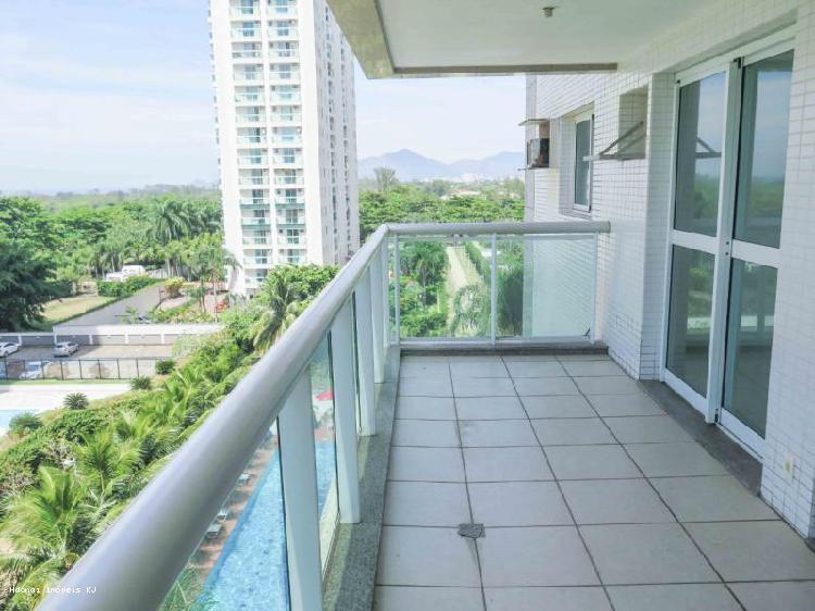 Apartamento para venda em rio de janeiro, barra da tijuca, 3