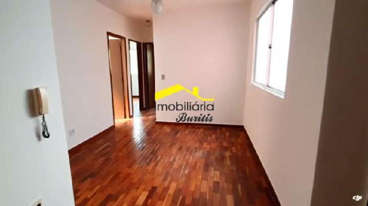 Apartamento para aluguel, 3 quartos, 1 vaga, buritis - belo