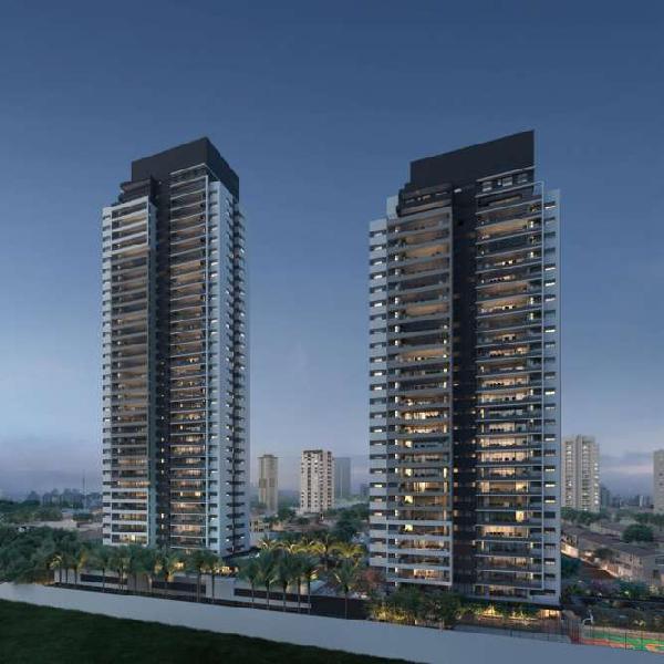 Apartamento para venda com 165 metros quadrados com 4