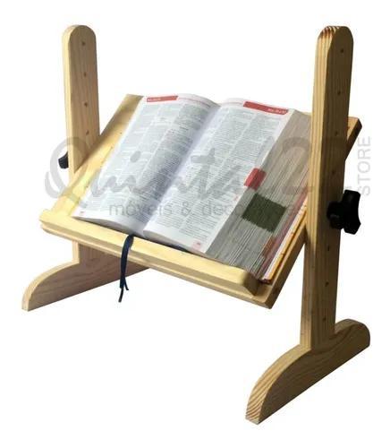 Apoio para leitura de livros notebook (bíblia vade mecum)