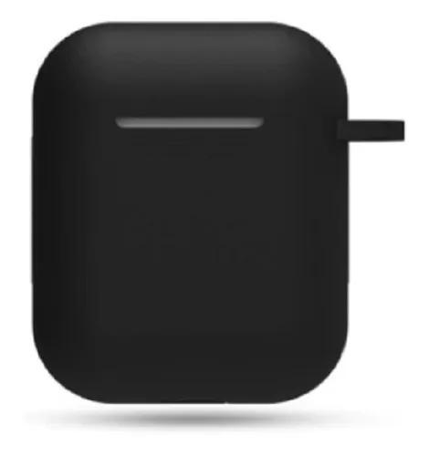 Capa silicone case fones airpods apple