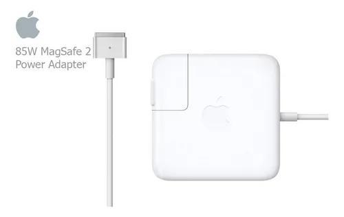 Carregador magsafe2 fonte 85w original apple macbook pro nf