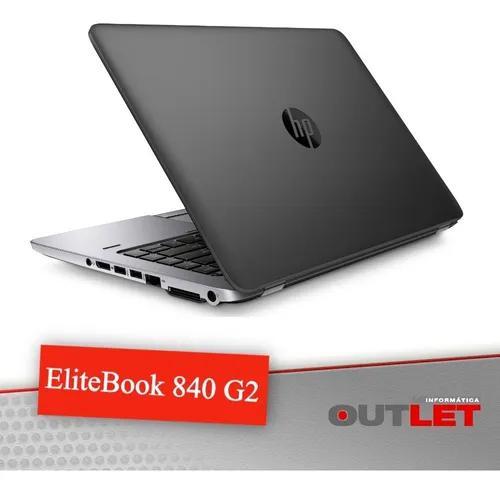 Hp elitebook 840 g2 14 core i5 5300u 2.30ghz 4 gb 500 gb