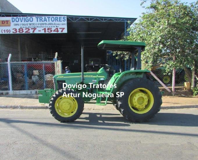 John Deere 5705 4X4 Ano:2006 !!
