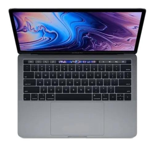 Macbook pro touch bar 13.3 i5 2.3ghz 8gb 512gb 2018