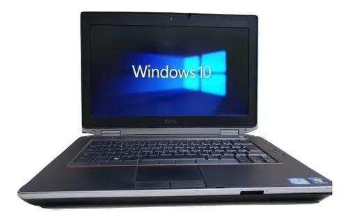 Notebook core i5 dell 6420 4gb ram hd 500gb win10 hdmi