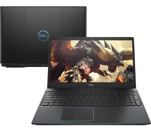 Notebook dell g3 3590 15.6'' fhd i5-9300h 1tb 8gb gtx 1050