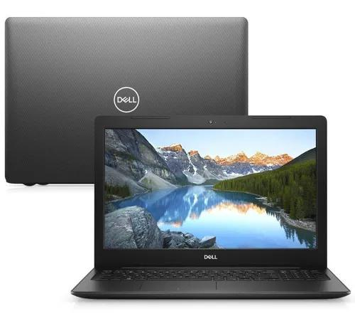 Notebook dell inspiron 3583 pent gold 5405u 4gb hd500gb w10h