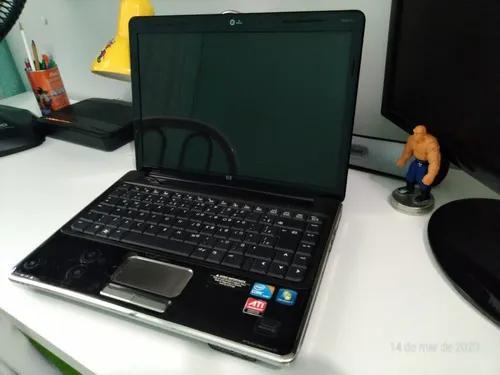 Notebook hp dv4 - para retirada de peças.