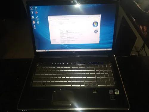 Notebook hp hdx x 18 com tela de 18,4 pol full hd