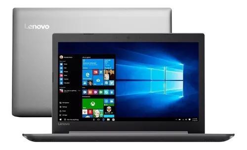 Notebook lenovo 320-14ikb core i3 6006u 4gb 1tb nf-e i novo