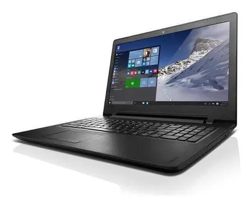 Notebook lenovo ideapad 110-15ibr-80w20000br - intel celeron