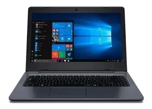 Notebook positivo master n40i 4gb / hd 500 gb / wifi / hdmi