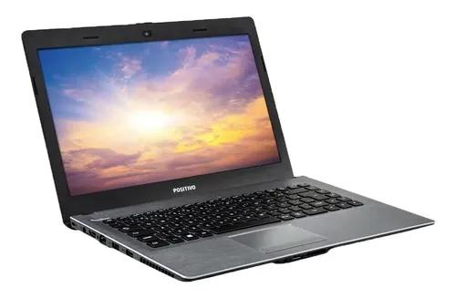 Notebook positivo stilo xri2990 celeron 2gb 320gb 14'' linux