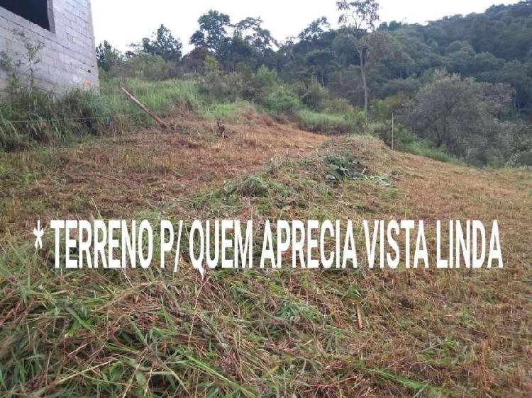 Terreno - 390 m² topografia plana pronto para construir