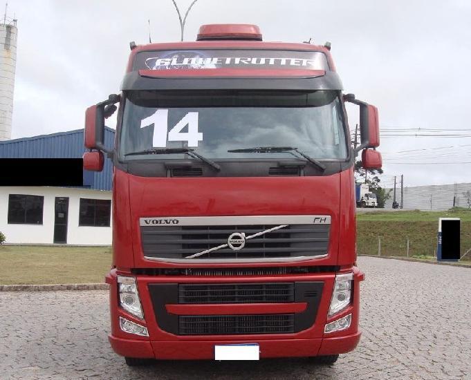 Volvo fh 460 6x2 ishift globetrotter ano 2014