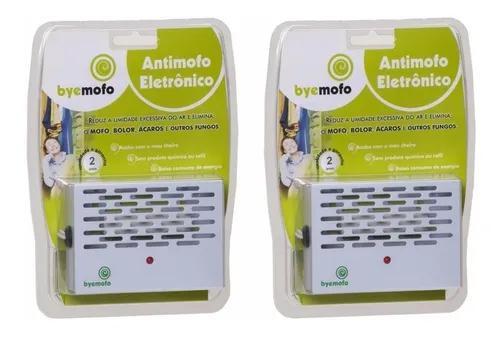 2 peças aparelho eletrônico antimofo by