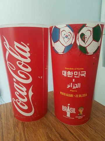 2 copos da copa 2014 brasil 22.06.2014