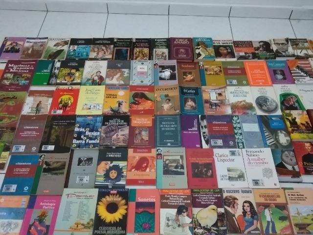 87 livros de literatura-ensino médio-superior-vestibular,