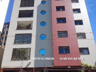 Apartamento semi mobiliado no bairro cristo redentor com 112
