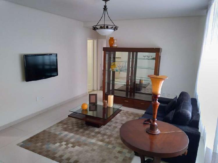 Apartamento para aluguel com 2 quartos mobiliado no gonzaga