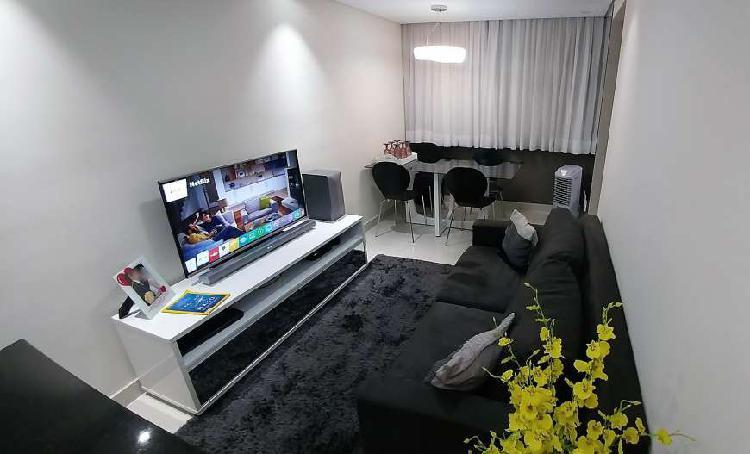 Apartamento para venda com 43 metros quadrados com 2 quartos