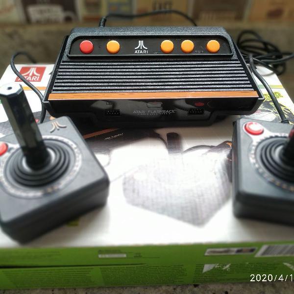 Atari - perfeito estado - colecionador