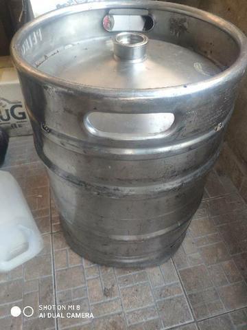 Barril chopp 50l