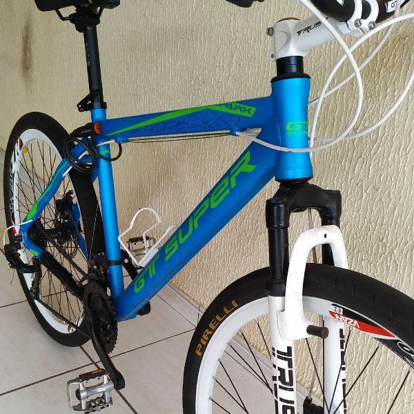 Bike alumínio aro 26 shimano