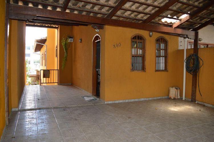 Casa geminada para venda em belo horizonte, santa amélia, 3