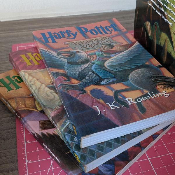 Harry potter coleção original