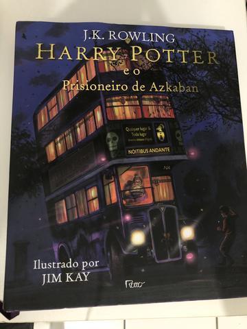 Harry potter o prisioneiro de azkaban-ilustrado
