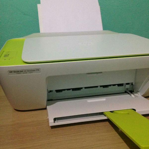 Impressora hp deskjet advantage 2136