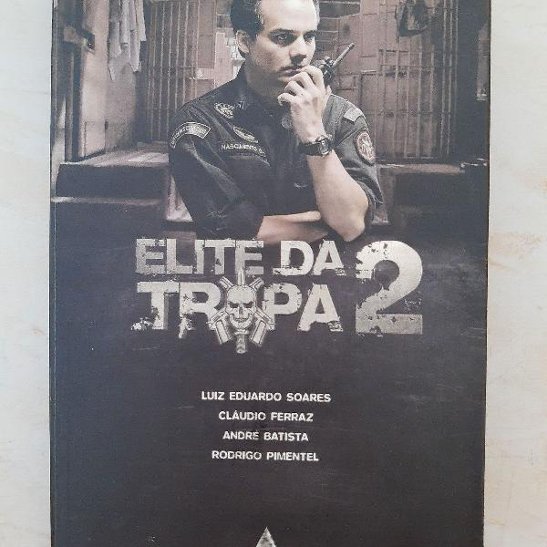Livro elite da tropa 2