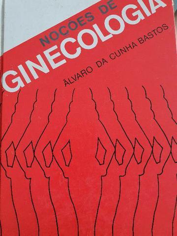Livro nocoes de ginecologista acadêmico