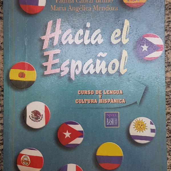 Livro de espanhol (nível básico)