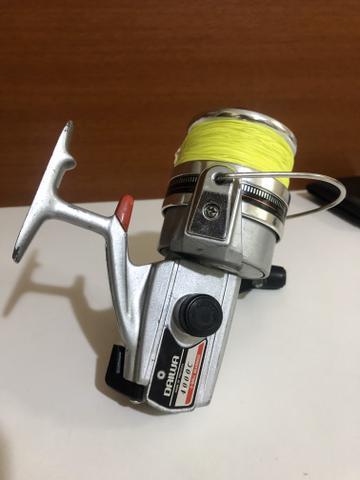 Molinete daiwa 4000c- para pesca de praia
