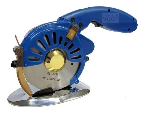 Máquina de cortar tecido motor direct drive 5 pol 300w c