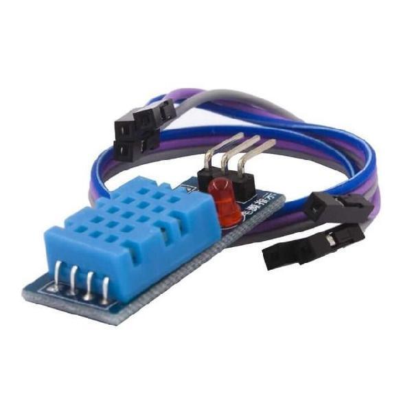 Sensor umidade e temperatura dht11 arduino