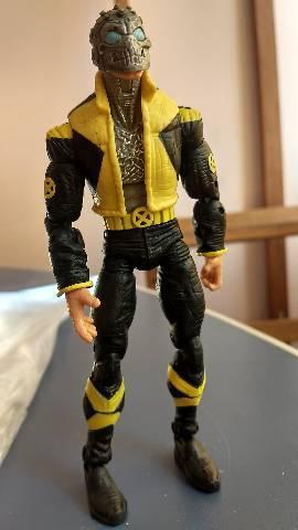 Super heróis xmen magneto xnor mutantes original hasbro