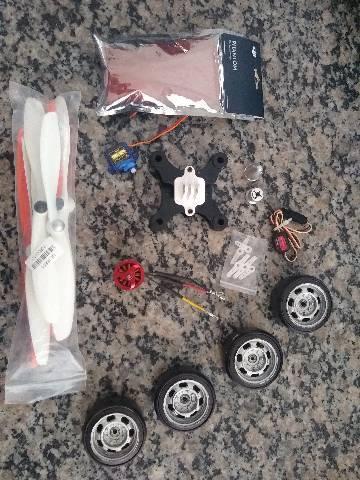 Vendo aeromodelo automodelo drone