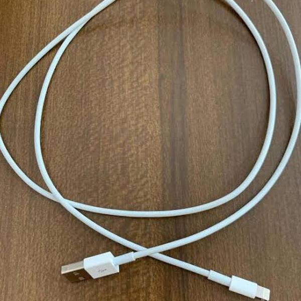 Cabo carregador fio iphone original