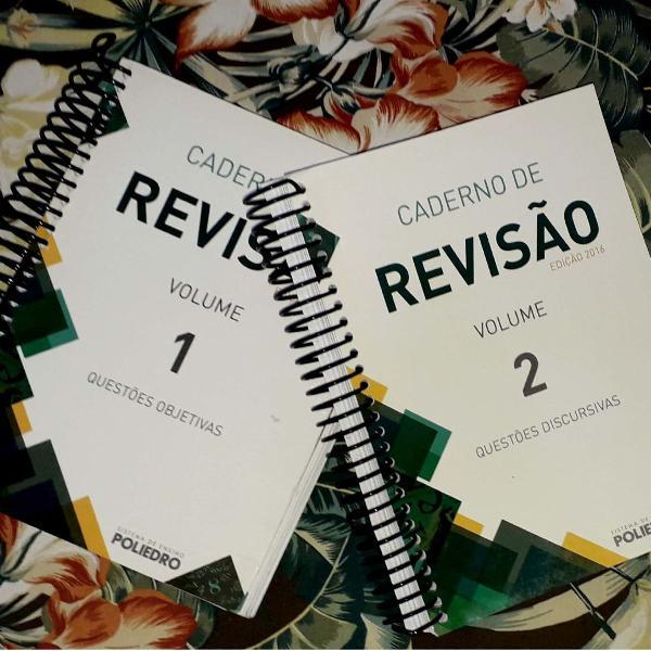 Cadernos de revisão geral poliedro