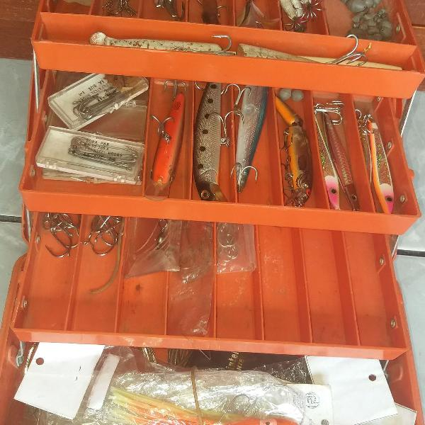 Caixa de pesca