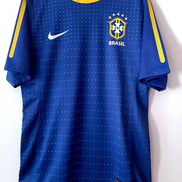 Camisa seleção brasileira copa 2010 jogador
